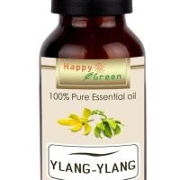 BEST SELLER Happy Green Pure Ylang Ylang Essential Oil -10ml Minyak