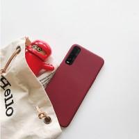 OPPO Find X2 X2 Pro Soft Case Matt Silicone Slim Case Covers