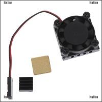 Kipas Pendingin Bentuk Kotak Dengan Heatsink Untuk Raspberry Pi 4