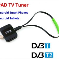Pad TV DVB-T2 Receiver for Android Phone Tablet Micro UWWqxCZ9852