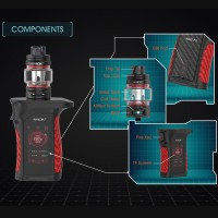 SMOK Original Waterproof Vape Mag P3 Box MOD 230W Electronic