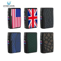 Original Vandy vape Swell box mod 188W Waterproof Starter Vape Mod