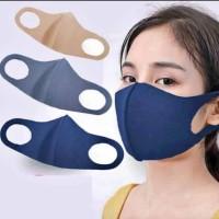 Masker kain Korea idol / masker kain scuba Korea/ masker pelindung