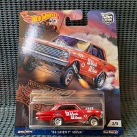 Hot wheels drag strip 63 chevy nova