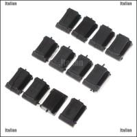 Itali 50Pcs Klip / Kancing Panel Pintu / Fender / Bumper Mini Unt