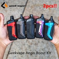 2pcs!! Geekvape Aegis boost 40W Vape Electronic Cigarette Mod with