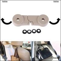 Itali Gantungan Tas / Koper Untuk Headrest Mobil Warna Beige