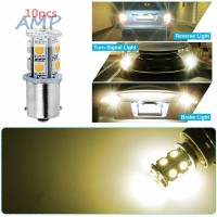 LED Lights Signal 1156 13-SMD Accessories 12V Lamps Bulbs Car Truck
