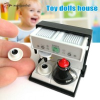 Set ❤MG1❤ Dollhouse 1:12 Miniature Kitchen Expresso Coffee Maker