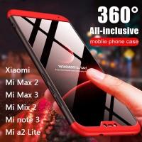 Lite Casing Hard Case PC untuk HP xiomi Mi Max 2 / Mi Max 3 / Mi Mix