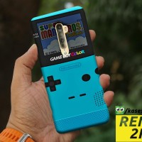 gameboy color Casing Oppo X2 XT Reno 2F C3 A5 case