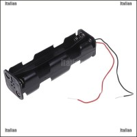 Itali 1 Pcs 8 X Aa 12V Kotak Baterai Untuk Transmitter Radio Cont