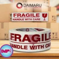 Lakban Fragile Daimaru 100m