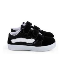 Sepatu sneakers Anak cowok umur 1 2 TAHUN velcro