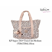 TAS TRAVEL + TOTE KIPLING 781 Travel Art Medium TAS MURAH TAS TERBARU