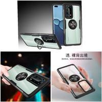 Casing Hardcase Transparan Iring Huawei P40 Pro Hard Back Case