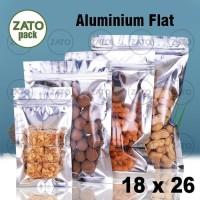 Plastik Klip 18x26 | Plastik Ziplock aluminium foil |kemasan packaging