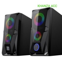 Robot RS200 E-Sports Gaming Speaker 3.m AUX with 2 Channel Stereo