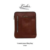 Countryman Sling Bag by Leder