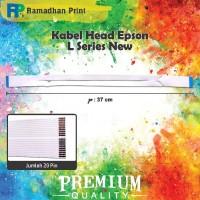 Kabel Head Printer Epson L110 L130 L210 L220 L300 L310 L350 L355 L360