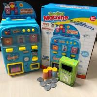 Mainan Anak Big Vending Machine / kado mainan mesin Minum besar