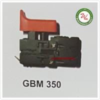 SAKLAR SWITCH MESIN BOR DRILL GBM350 GBM 350