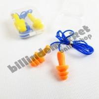 Ear Plug Penutup Telinga 3 Lapis PREMIUM QUALITY