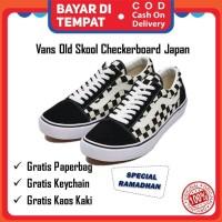 Vans Old Skool Checkerboard Japan Market