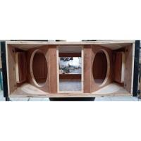Jual Potongan Bahan Box Q10A Line Array Speaker Aktif - Bi-Amp