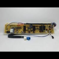 MODUL PCB MESIN CUCI ELECTROLUX EWT6011SW 6 TOMBOL PENGATURAN
