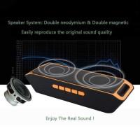 Speaker Bluetooth Mega Bass A2DP Stereo Wireless Speaker