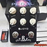 Efek Gitar Metal Extreme Joyo JF-17 Original Murah Promo Jangyan
