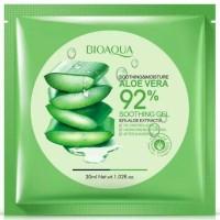 Bioaqua 92% Aloe Vera Soothing Sheet Mask Masker Wajah Lidah Buaya
