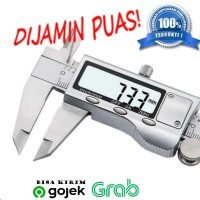 jangka sorong digital / sigmat / ruler/ penggaris digital portabel