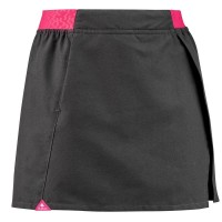 QUECHUA KIDS' HIKING SKORT MH100 7 TO 15 YEARS - GREY AND PINK 8559970