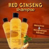 Shampoo Red Ginseng Asli BPOM Red Ginseng shampoo