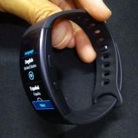 Seken Like New Samsung Gear Fit2 Fit 2 Bekas Tracker