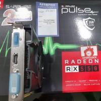 RX 550 2GB Sapphire pulse