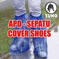 Sepatu APD / APD Sepatu / Sepatu Pelindung Diri Medis - Cover Sepatu