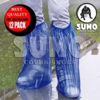 Jas Hujan Plastik Sepatu - Jas Hujan Sepatu - Cover Sepatu