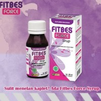 FITBESS FORCE SIRUP 60ML Daya Tahan Tubuh