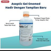 Onemed Aseptic Gel / Hand Sanitizer Refill 500ml