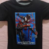 Baju Nyala LED Spiderman