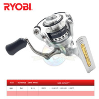 Reel Pancing Ryobi Smurf 800 - Screw in Power Handle