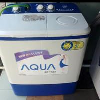 Mesin cuci Sanyo Aqua