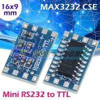 Mini RS232 to TTL chip MAX3232 Converter Level Conversion Serial Port