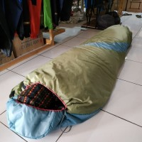 Sleeping Bag Model Mumi Mummy Inner Dakron not Consina Eiger TNF