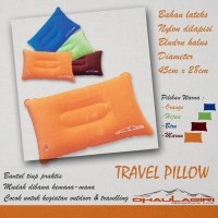Bantal Tiup Travel Pillow Dhaulagiri