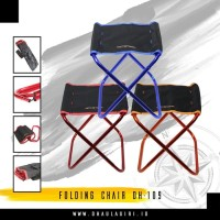 Kursi Lipat Mancing Mini Alloy Dhaulagiri Folding Chair Ultralight