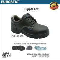 Sepatu Safety Eurostat- Ruppel Fox